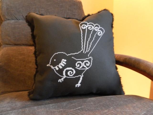 Fantail Cushion
